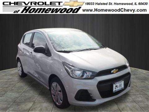 New Chevrolet Spark LS CVT