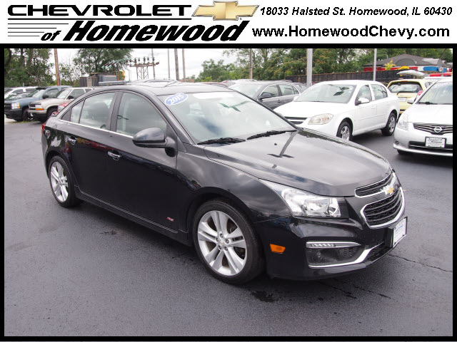 Certified Used Chevrolet Cruze LTZ RS