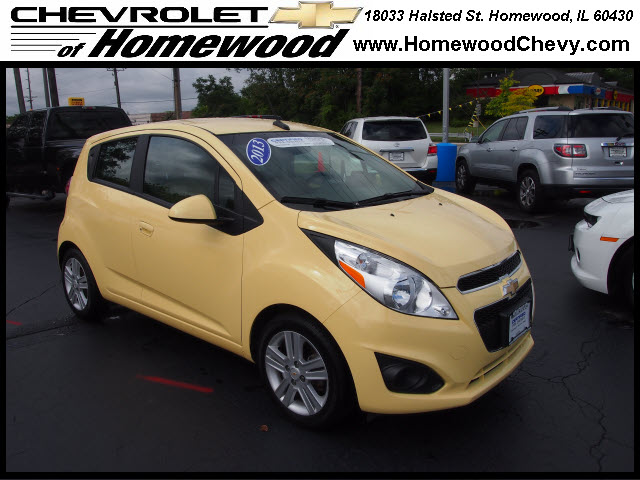 Certified Used Chevrolet Spark LS